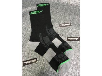 ponožky zelene
