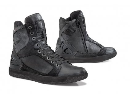 motocyklové boty forma hyper black