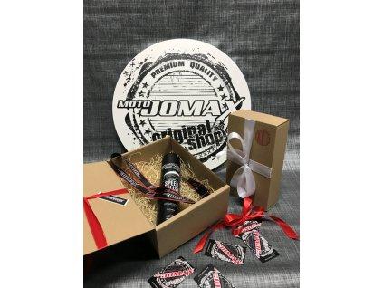 vánoční balíček leštěnka