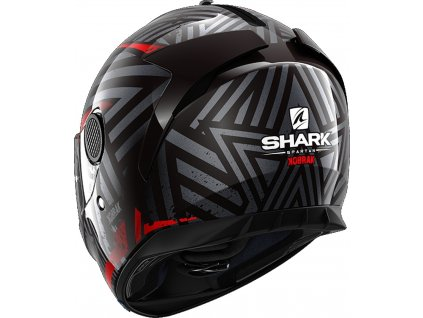 helma shark spartan 12 kobrak krr helmet free