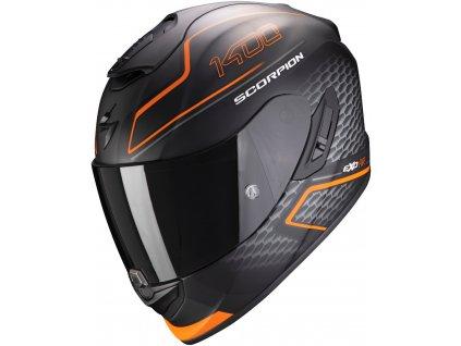 Prilba Scorpion EXO 1400 AIR GALAXY Orange