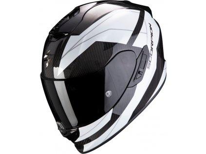 Scorpion EXO 1400 CARBON AIR LEGIONE White