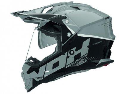 NOX N312 Black Grey