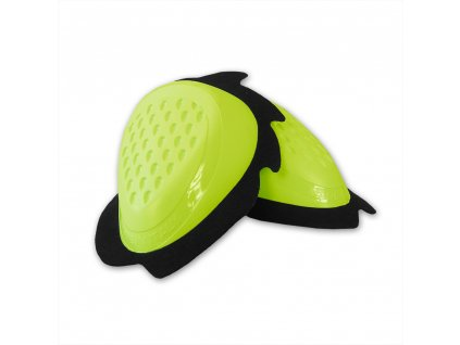 4SR knee sliders fluo