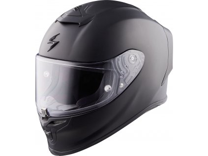 Scorpion EXO R1 AIR Black Mat 7