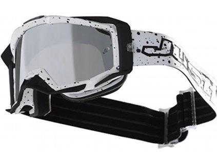 Brýle JUST1 IRIS INK bílé