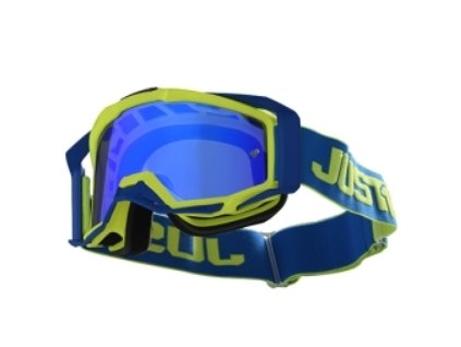 Brýle JUST1 IRIS TRACK žluto modré