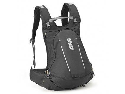 EA 104B batoh GIVI na přilbu, černý, objem 17 24 l. 3