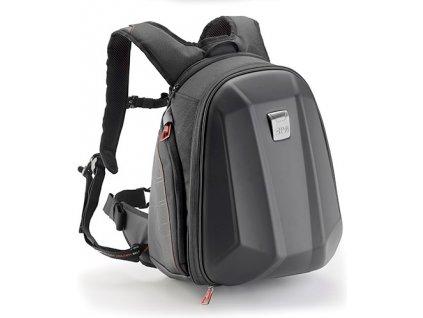 ST 606 polotuhý batoh GIVI, černý, objem 22 l., řada SPORT T 5