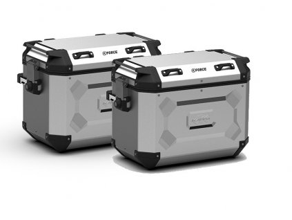 K´Force KFR48APACK2 sada bočních hliníkových moto kufrů CAM SIDE KAPPA