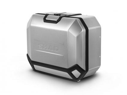 terra boční hliníkový kufr tr36L