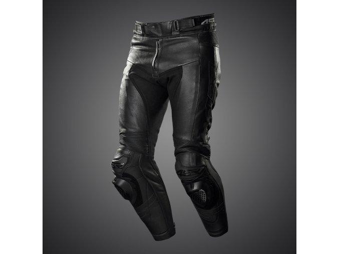 Kožené kalhoty 4SR TR2 black