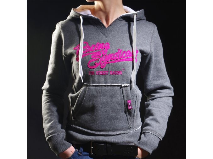 Dámská mikina 4SR College Pink