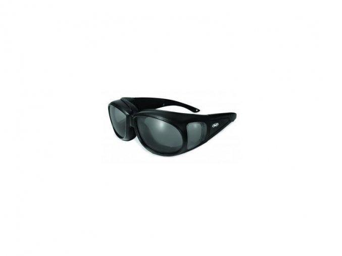 Brýle Globalvision Outfitter kouřové s výstelkou na diop.brýle