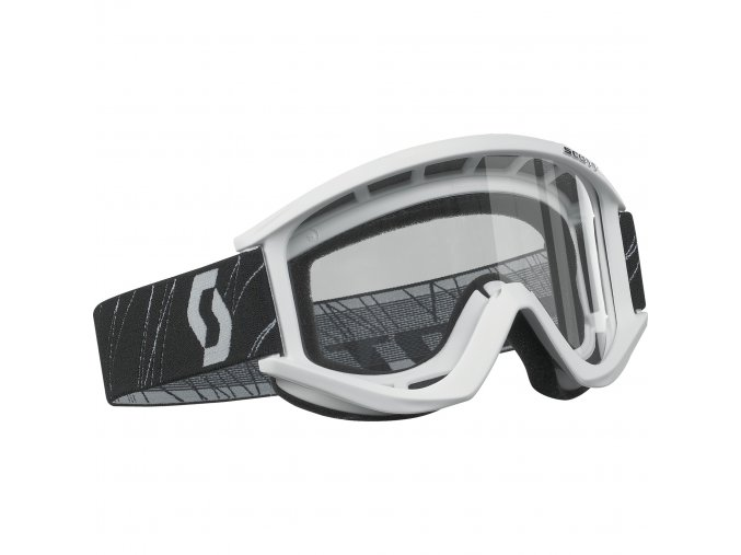 Moto brýle SCOTT RECOILXI white 220836-2043