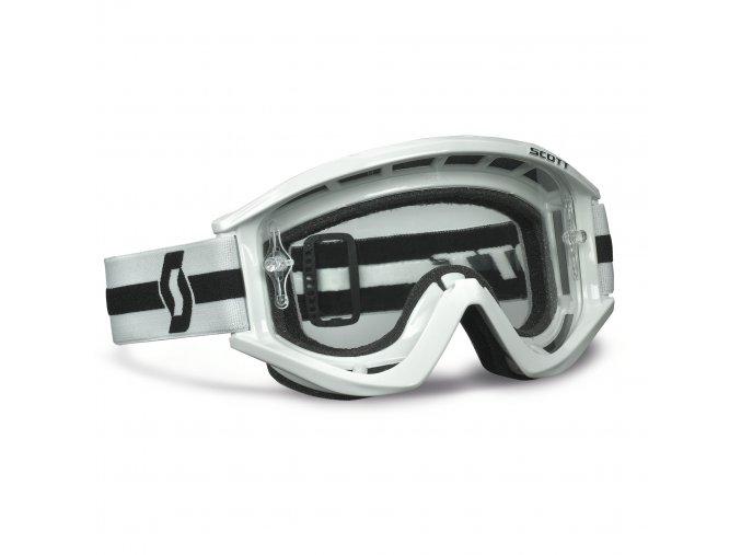 Moto brýle SCOTT RECOILXI PRO white 225105-2113