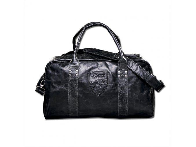 Cestovní kožená taška 4SR Carbon