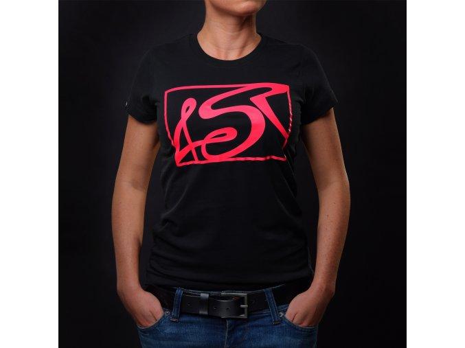 Dámské tričko 4SR Hot Pink