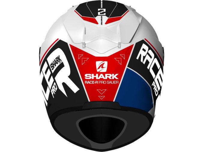 Přilba SHARK RACE-R PRO SAUER WBR