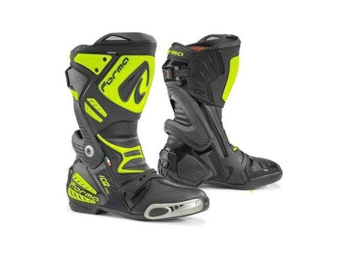 boty forma ice pro černožluté