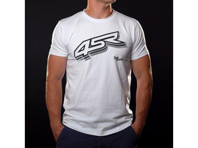 triko 4sr triko tshirt logo white 1