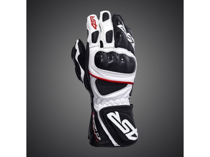 4sr rukavice sport cup plus white 1