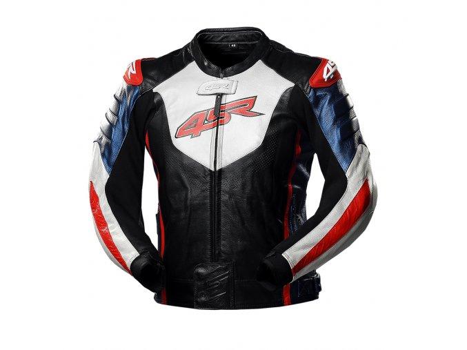 bunda na motorku 4SR TT Replica jacket Tricolor 1