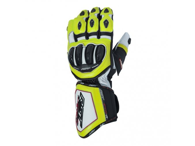 rukavice 2029 tractech evo r ce gloves flo yell