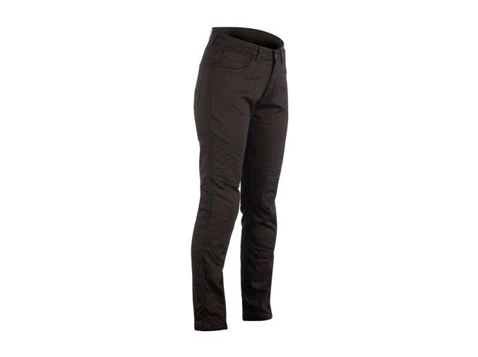 damské kevlarove jeans 2089 Aramid Straight Leg Ladies JN BLK 01 (1)