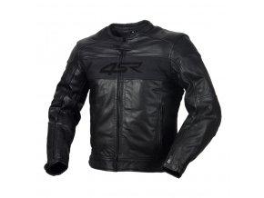bunda na motorku 4SR Hooligan Black Velvet 1