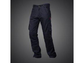 Kevlarové kalhoty 4SR Cargo Iron grey