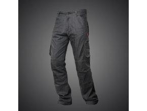 Kevlarové kalhoty 4SR Cargo jeans šedé