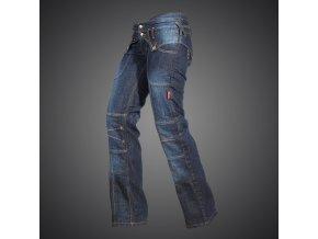 Kevlarové kalhoty 4SR Jeans Lady Star blue