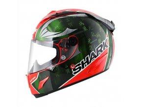 Přilba SHARK RACE-R PRO Sykes RGU