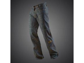 Kalhoty kevlarové 4SR Jeans modrošedé