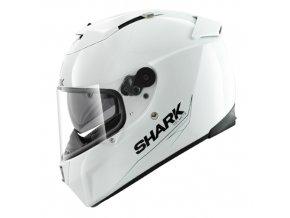 Přilba SHARK SPEED-R Blank WHU bílá