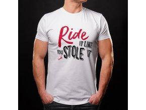 Tričko 4SR RS White