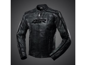 Kožená bunda 4SR Bobber black