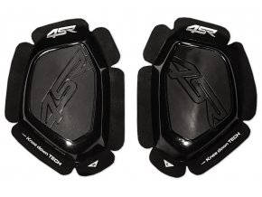 Chrániče - slidery 4SR black