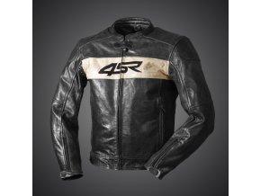 Kožená bunda 4SR Hooligan black