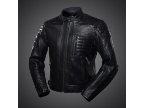 Kožená bunda 4SR Cool Jacket black