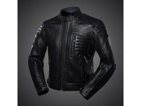 Kožená bunda 4SR Cool Jacket black