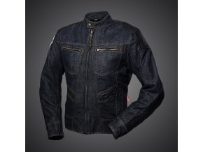 Textilní bunda 4SR Rowdie Denim Jacket blue