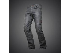 Kevlarové kalhoty 4SR jeans Cool Grey