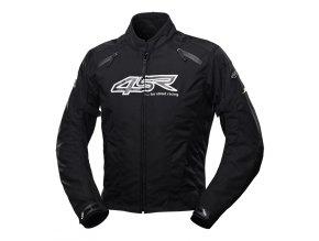 bunda na motorku 4SR textile Drift Black 1