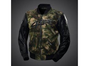 bunda panska 4sr camo bomber předníjacket 1