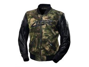 bunda na motorku 4SR Bomber Camo Jacket 1