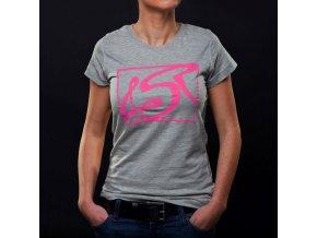 tričko 4sr hot pink ii 1