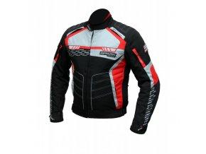 Pánská textilní moto bunda Spark Mizzen 03