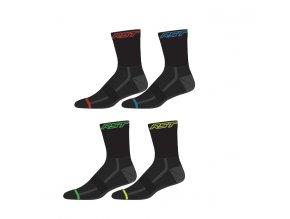 ponožky 0201 rst sock 4pack multi